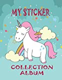 My Sticker Collection Album: Favorite Stickers