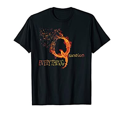QAnon Question Everything Storm Rabbit T-shirt Gift Clothes