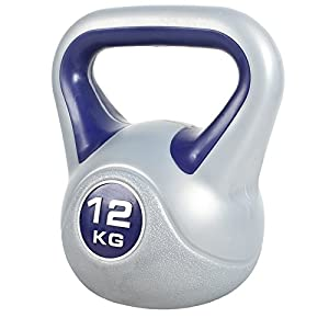 Gorilla Sports Kettlebell Stylish, 12kg, 10000345;30