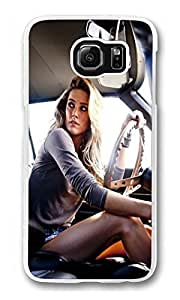 Drive Angry Amber Heard Custom Samsung S6 Case Cover Polycarbonate Transparent by mcsharksby Maris's Diary