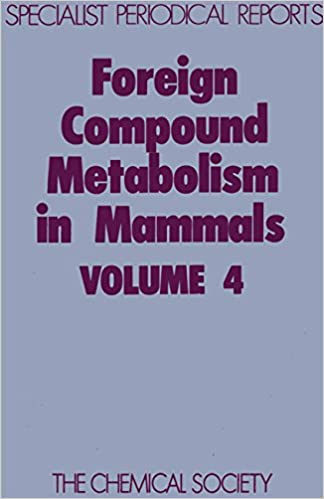 Foreign Compound Metabolism in Mammals Volume 4