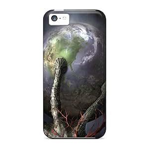 Iphone 5c Case Cover Skin : Premium High Quality World Case