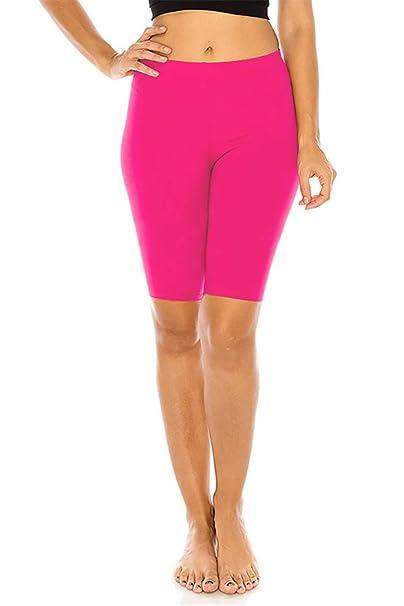 FUNGO Leggings Mujer 1/2 Largo Deportivas Leggins Yoga Pantalones Para Mujer f12