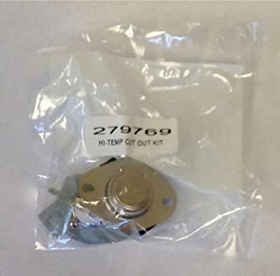 279769 6Pack Replacement Whirlpool Dryer Thermostat Thermal Fuse Cut Off 3389946