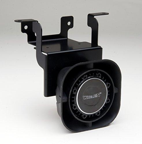 Speaker Series Horn (2011-2017 Dodge Charger Optional Mounting Brackets for SA315 Siren Speaker Series)