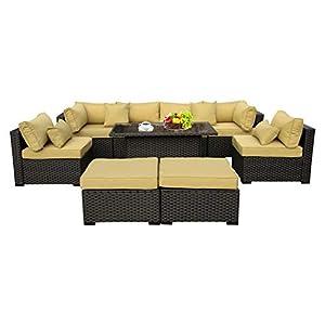 41liIpYiN8L._SS300_ Wicker Patio Furniture Sets