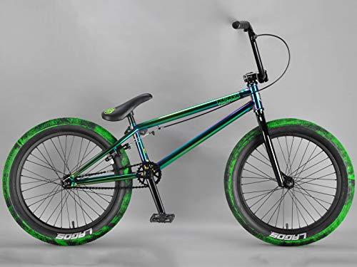 Mafiabikes Harry Main 20 inch Green Fuel BMX - Rim Bike Bmx