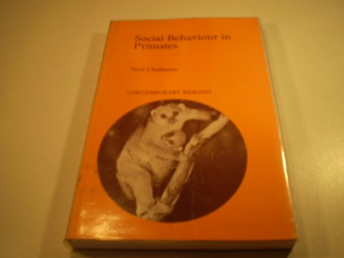 Social Behavior in Primates - Neil Chalmers