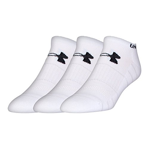Under Armour UA Performance No Show MD - Mens Shoes Under Armour Underwear