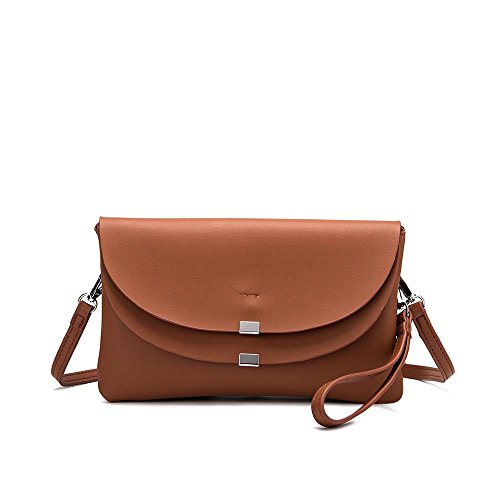 Melie Bianco Nadine Convertible Clutch Crossbody with Accessory - Outlet Coupons Premium Mall