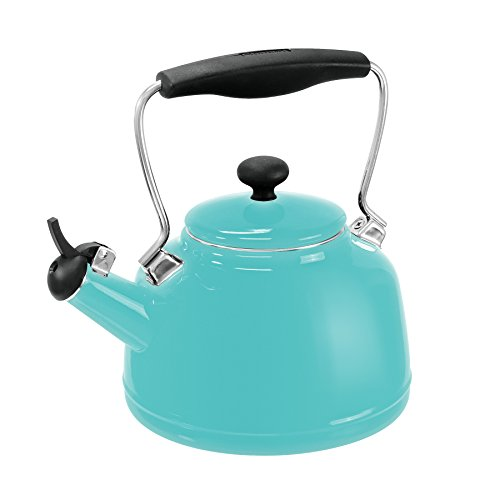 chantal stainless kettle - 8