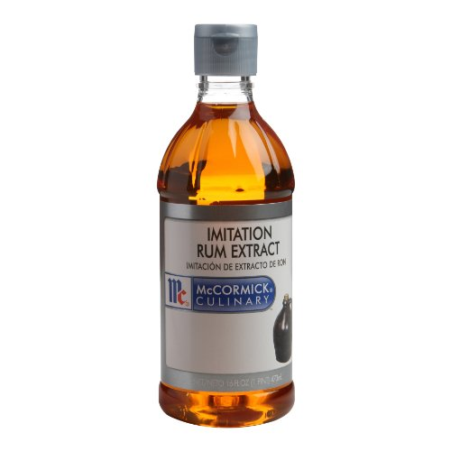 McCormick Culinary Imitation Rum Extract, 1 pt. (Culinary Extracts compare prices)