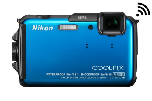 Nikon COOLPIX Waterproof Digital Camera