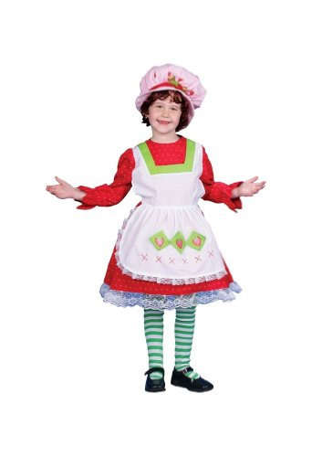 [Country Girl Costume - Child Costume - Small (4-6)] (Country Girl Halloween Costumes)
