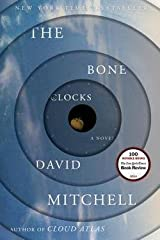The Bone Clocks (Hardcover)--by David Mitchell [2014 Edition]