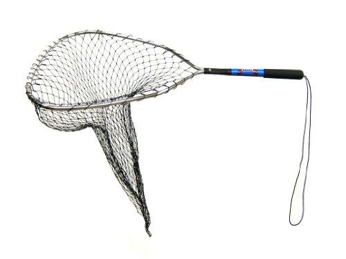 Ranger 2262 Salmon and Steelhead Wading Net (12-Inch Handle, 21 x 22-Inch Hoop, 36-Inch Net Depth) (Fishing Steelhead Net)