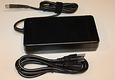 Dell Mobile Workstation M6600 laptop power supply ac adapter cord cable charger