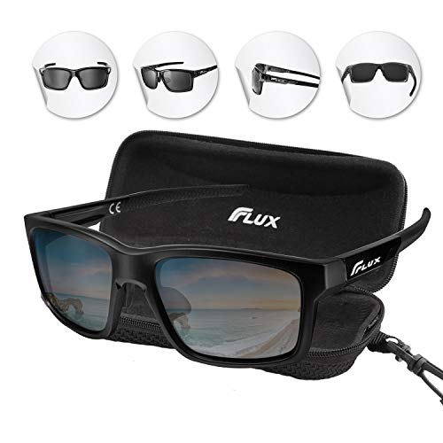 e52bd74cfc Flux CA70862 - Polarized Mens and Womens Sunglasses - for Outdoor Hiking