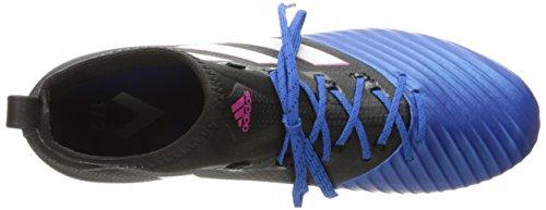 Hommes De Performance Adidas Ace 17,2 Primemesh Chaussure De Football Fg Noir / Blanc / Satellite