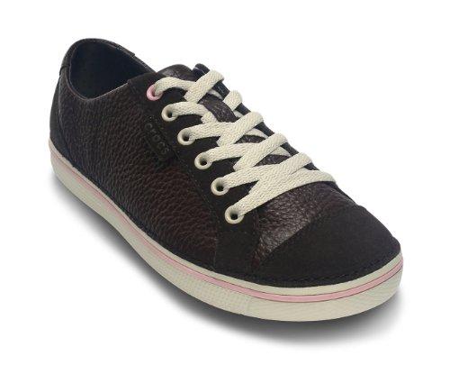 Cuir Hover 5 Up Lace Crocs Espresso petal Chaussures 38 Pink Eur En W Femmes CWXwd