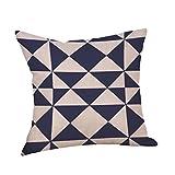 TATGB 8 design Geometric Animal Square Cushion Cover Home Sofa Decor Reliable