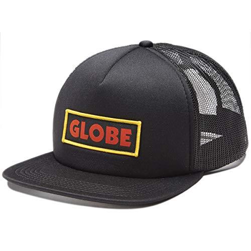 Globe Primed Trucker Hat - Black
