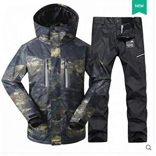Vent Pour Kunhan Combinaison Au Double Planche De Imperméable A7 Ski Respirante vent Coupe Vêtements Hommes tqwqrPg