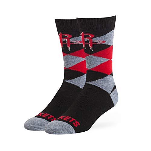 OTS Adult Men's NBA Blaine Dress Sock, Team