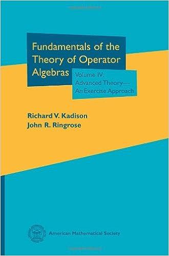 Free mp3 downloads books Fundamentals of the Theory of Operator Algebras. Volume IV PDF DJVU