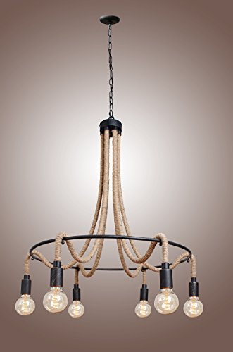 Octopus Pendant Light in US - 6