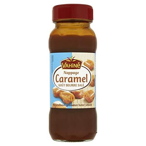 Vahiné - Tapas De Caramelo De Mantequilla Salada 185G - Flacon Nappage Caramel Au Beurre Salé 185G - Precio Por Unidad - Entrega Rápida: Amazon.es: ...