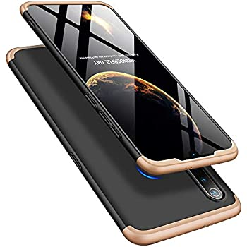 Amazon.com: Xiaomi Mi 9 Funda, Xiaomi Mi 9 SE 3 en 1 Funda ...