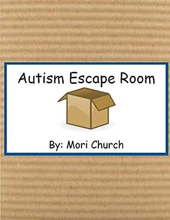 Autism Escape Room (Kindle Publishing Series Book 1) (English Edition) eBook: Church, Mori: Amazon.es: Tienda Kindle