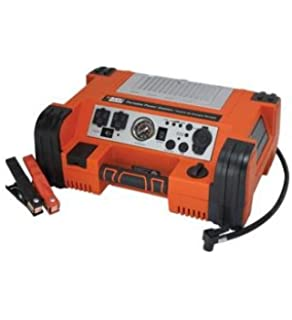 Amazon.com: BLACK+DECKER PPRH5B Portable Power Station Jump ...
