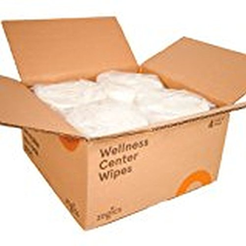 4 Rolls of 8''x 6'' Flex Wipes Refill 800 ct ea roll Gym Disinfectant Equipment