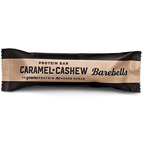 Cheap Barebells Protein Bar 55g x 12 bars (Caramel & Cashew)