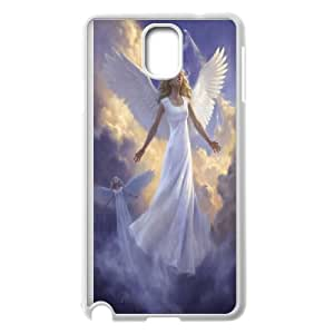 Angle Pattern Hard Shell Cell Phone Case for Samsung Galaxy Case Note 4 HSL375507