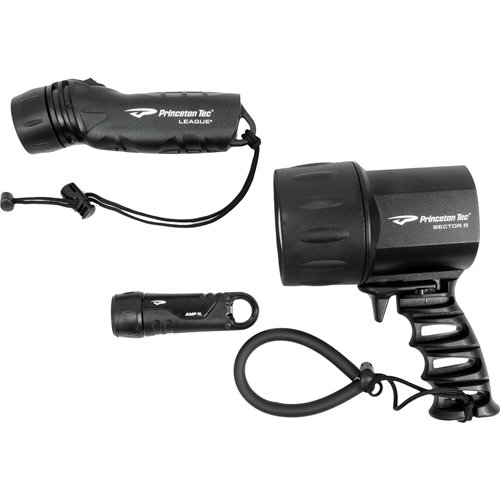Princeton Tec Reef Pack LED Dive Light