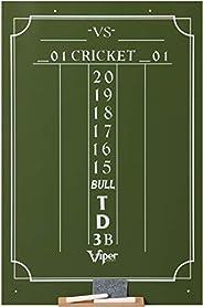 Viper Chalk Scoreboard, Cricket and 1 Dart Games