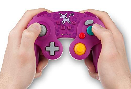 PowerA Pokemon Wireless GameCube Style Controller for Nintendo Switch - Espeon
