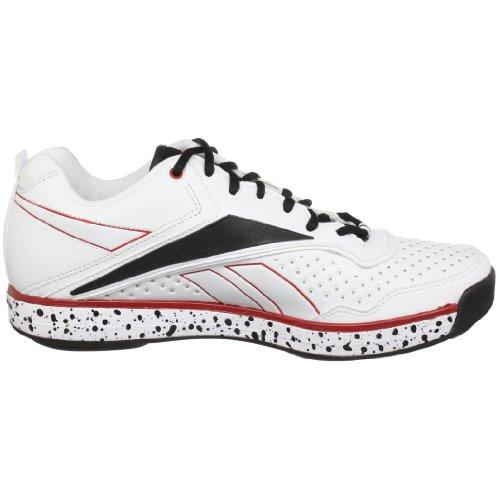 Reebok JumpTone Ezvert Homme Chaussures de Basketball, blanc