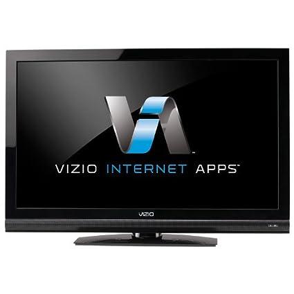 amazon com vizio e422va 42 inch lcd 1080p hdtv with vizio internet rh amazon com Vizio TV Stand Screw Size Vizio Repair Manuals