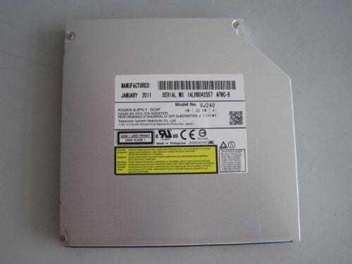 Panasonic UJ-240A Tray load Blu Ray Multi drive (OEM) 2x BD-RE / 4x BD-R, 12.7mm sata, notebook drive by Panasonic