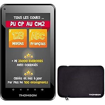 THOMSON Tablette tactile TEO-QD7BK8EGRE 7' - RAM 1Go