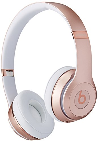 Beats Solo3 Wireless On-Ear Headphones - Rose (Beats On Ear Wireless)