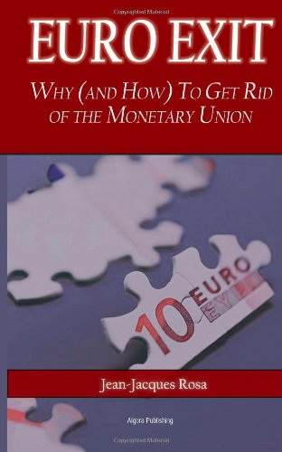 Read Online Euro Exit pdf