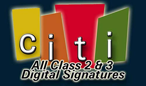 Class3 Digital Signature