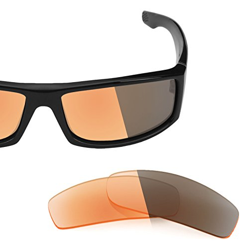 Verres de rechange pour Spy Optic Cooper — Plusieurs options Elite Adapt Orange