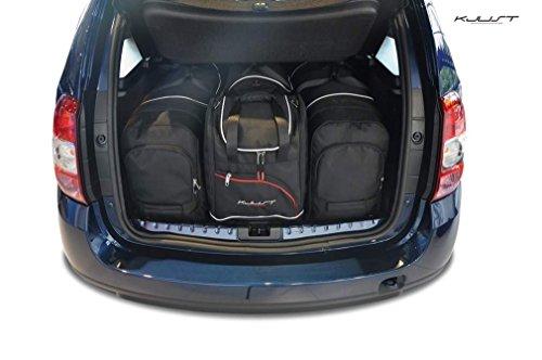 AUTO-TASCHEN MASSTASCHEN ROLLENTASCHEN DACIA DUSTER, 2010- CAR-BAGS - KJUST