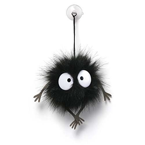 - GUND Spirited Away Soot Sprite Window Cling Stuffed Plush, 1.5